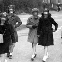 school gas masks