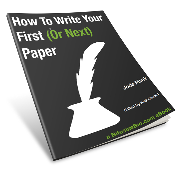 [Pdf] Writing Your First (or next) Paper